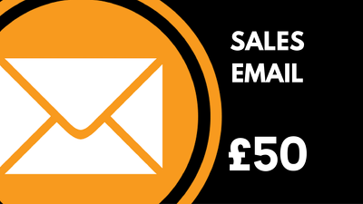 Get a sales email to win new business