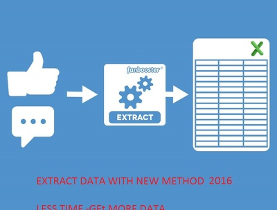 Extract Data From any Website (1000 DATA)