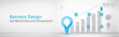 Design 2 killer website banner header in 24hrs with free psd