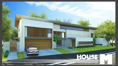 Full package of construction drawings for 1story house in the US