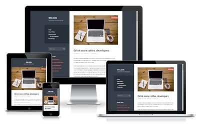 Design & Develop Responsive WordPress Website