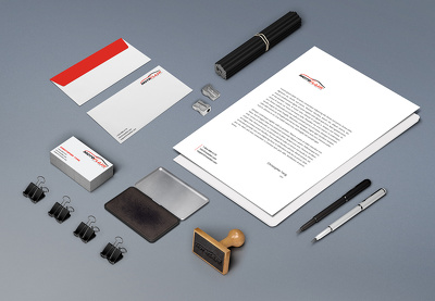 Design Classic and modern logo with Complete Brand Identity