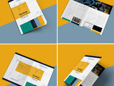 Design Outstanding brochure for you