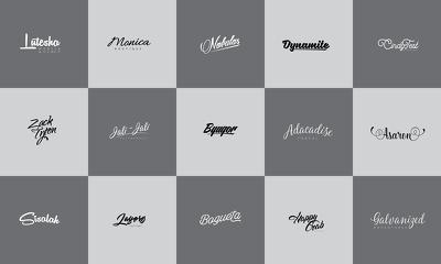 Create Elegant Signature Logo