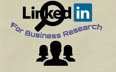 Do LinkedIn Data Research for you (per 50 list)