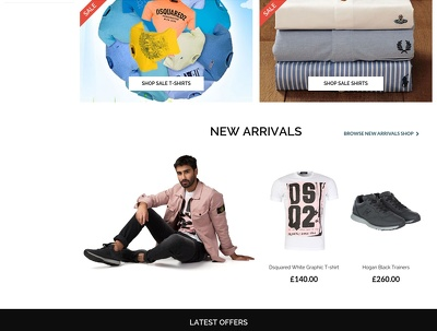 Design/Develop a Bespoke eCommerce(Woocommerce) Website