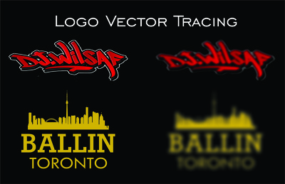 Professionally vector trace your image for you