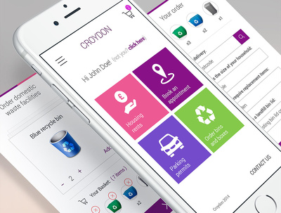 Design High-End Mobile Application UI Design ( iOS / Android )