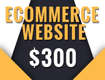 Create an ecommerce website in WordPress with Woocommerce