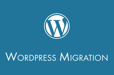 Transfer your WordPress website to NEW DOMAIN