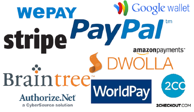 Integrate Paypal/Stripe payment gateway to your wordpress website