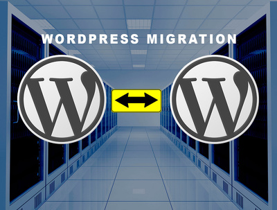 Migrate your WordPress site from one host or domain to another