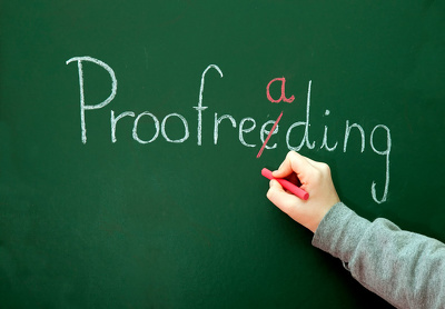 Proofread and edit any document up to 1000 words