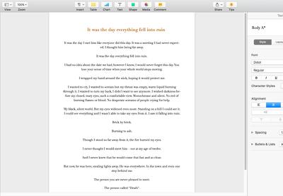 Write creative articles or persuasive texts. (500)