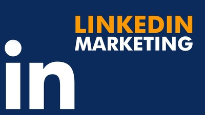 Source 100 LinkedIn business contacts B2B Marketing leads