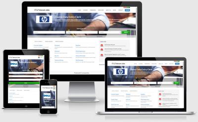 Design & Develop Responsive PHP Website