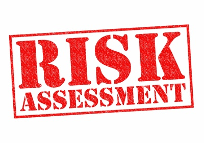 Perform a risk assessment for processes, systems, projects.
