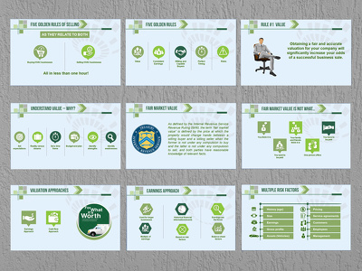 design 15 slides Powerpoint presentation / PPT slides