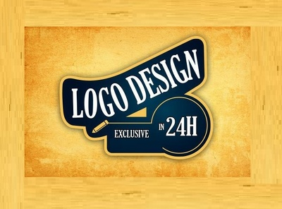 Design unique logo for your business company,website, etc