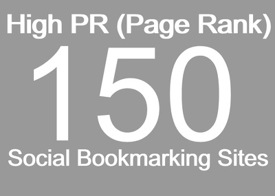 100 social bookmarking in 3 working day