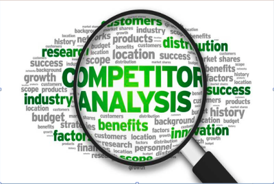Produce a competitor analysis report