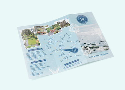 Design your Leaflet, magazine, folder or brochure
