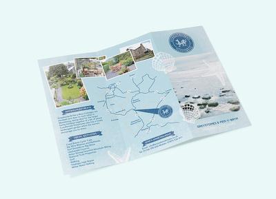Design your Leaflet, magazine, folder or brochure
