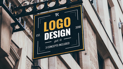 Logo design for your product/company/website [LOGO DESIGN]