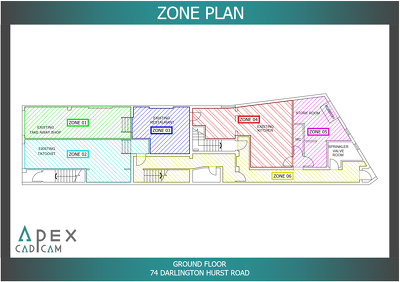 Create your Fire Zone Plan