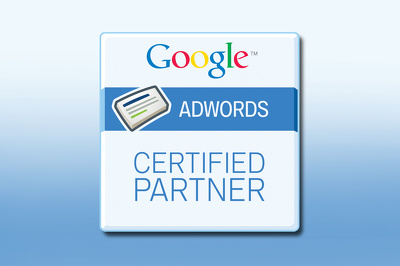 Google AdWords Certification on behalf of you or your company.