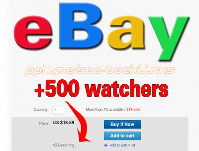 Increase your sales & rank on ebay SEO