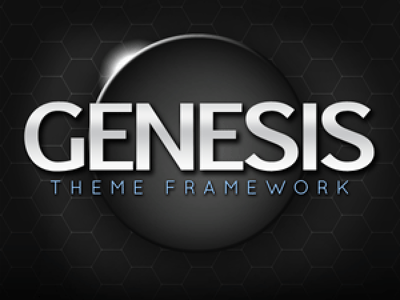 Customize StudioPress GENESIS Framework Theme
