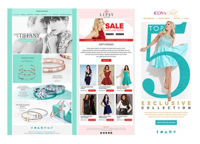 Design a professional mailchimp newsletter template