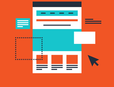Create killer landing page in your website