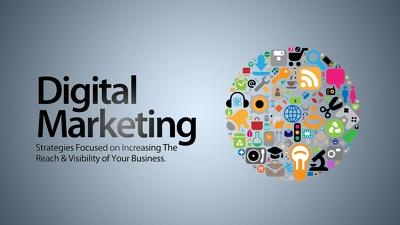 Send a Digital Marketing Plan