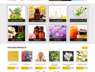 Make Home Page Fully Responsive Design For Mobile & Desktop