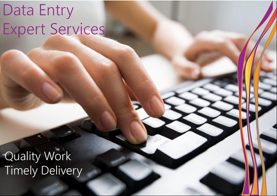 I can provide 2 Hours Data Entry, Data Research, Data Scraping Services
