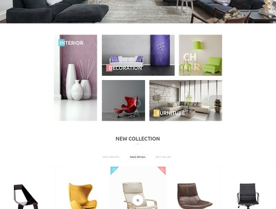 Setup a wordpress based responsive e-commerce website