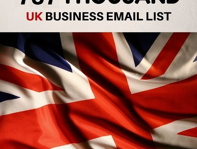 UK Business Email Database 787,0000 With full details