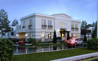 HQ Architectural Renders + Planning + Modeling + Unlimited Renders + Source Files