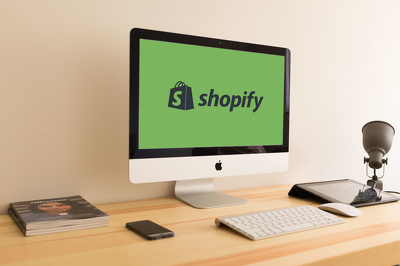 Build a Premium Quality Shopify Store (Demo Store provided)