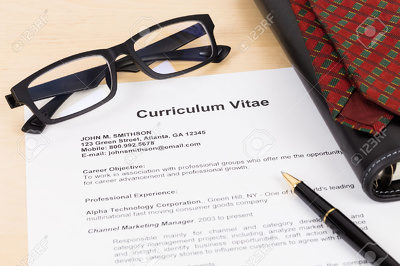 create a professional Curriculum Vitae for you