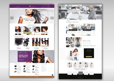 Magneto e-commerce  website  design and development  + Premium theme