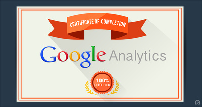 Guaranteed Google Analytics Certification on behalf of you or your company.