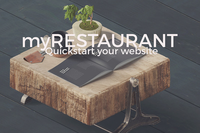 Your new, modern, feature packed restaurant website + FREE SEO + FREE SSL & Hosting
