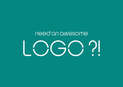 Design an amazing conceptual logo + unlimited Revisions + Free Business Card