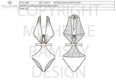 Design your swimwear