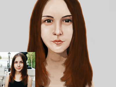 Create a digital painting from your photo