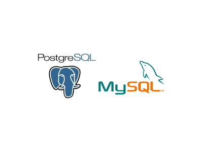 Convert your database from MySQL to PostgreSQL or viceversa