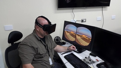 Virtual Reality developments
